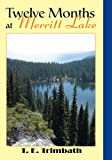 img - for Twelve Months at Merritt Lake book / textbook / text book