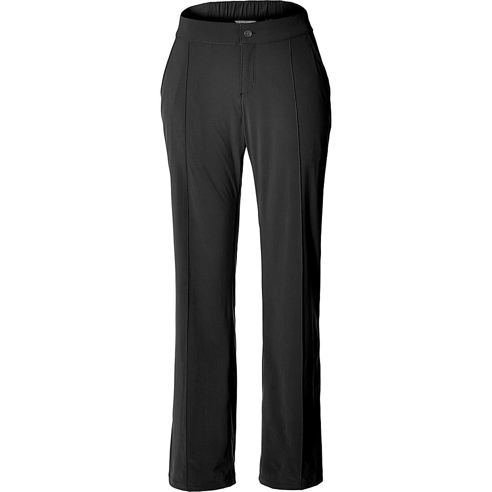 Royal Robbins Women's Spotless Traveler Pant, Jet Black, 8