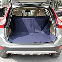 WAN SAN QIAN- Car Seat Protector For Dog Waterproof And Car Back Seat Barrier For Dogs Cats Small Animal -Keep Safe! Pet mat ( Color : Car Trunk Protector )