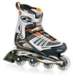 Rollerblade Spiritblade XT Men's Skate, Orange/Anth, Men's US 12