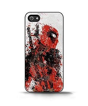 deadpool wade- Funda Carcasa para Apple iPhone 5 / iPhone 5S ...