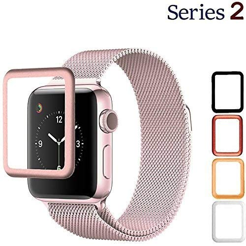 Vidrio Protector Para Apple Watch 38mm X Josi Minea -7nbm