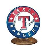 Texas Rangers 3-D Team Logo
