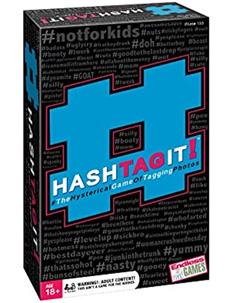The Hysterical Game Of Tagging Photos 18 Adult Game Hash Tag It