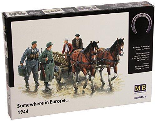 Masterbox 1 35 Scale  Somewhere in Europe 1944 1944 1944  Figura by Masterbox  Envío y cambio gratis.