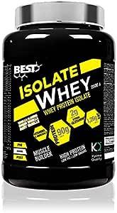 Best Protein - Isolate Whey CFM - 2500g - Fresa
