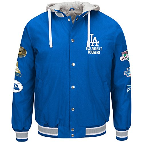 Los Angeles Dodgers Varsity Jacket, Dodgers Letterman ...