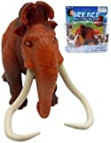 Ice Age Collision Course DVD (With Digital HD) & Toy Bundle - with Manny, Diego, Sid & Scrat Action Figures