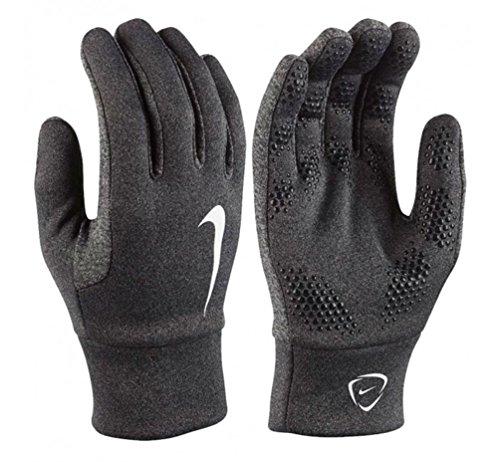 Field Player - Nike Hyperwarm Field Player Gloves [BLACK HEATHER] (M)