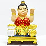 Lucky Home Jewelry Amulets Arjarn Naankong Buetifull Lovely Lucky Magic Business Trader MaeNang Kwak statue