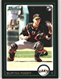 2010 Bowman Baseball Rookie Card IN SCREWDOWN CASE #208 Buster Posey Mint
