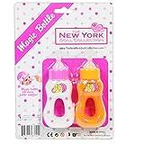 Magic Juice and Milk Bottle Set for Baby Dolls