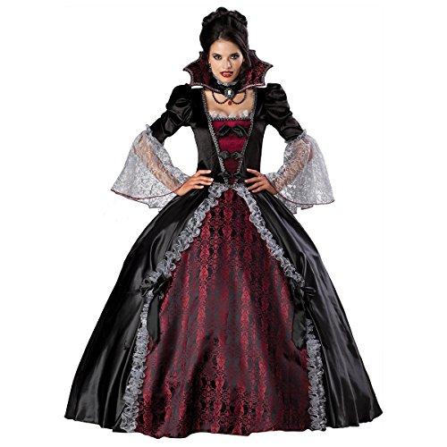 Vampiress of Versaille Costume - Large - Dress Size 10-14 -