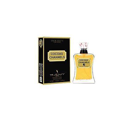 cocoas channels – Perfume mujer genérico/inspirado por el prestigieux Coco Chanel/Eau de