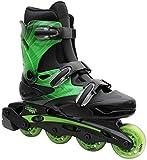 Linear Inline Roller Blade Skates (Lazer, Kids 1)