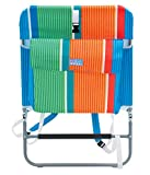 Rio Beach Portable Folding Backpack Lay Flat