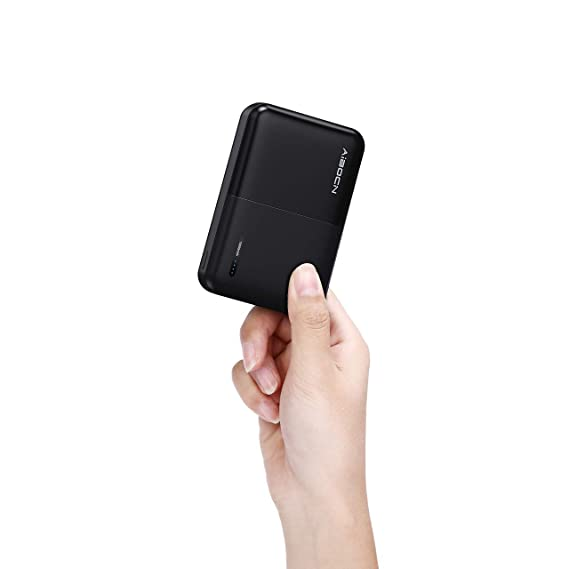 Amazon.com: Aibocn Cargador portátil, 10000mAh Power Bank ...