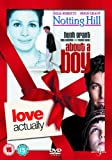 Love Actually / Notting Hill / About A Boy [Import anglais]