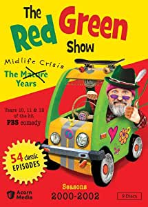 Red Green Seasons 2000-2002 -  The Mid-Life Crisis Years