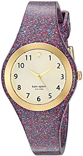 kate spade new york Women's Rumsey Multi-Color Watch KSW1223
