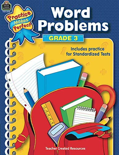 Word Problems Grade 3: Grade 3 (Mathematics)
