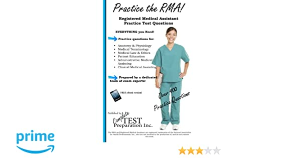 Practice The Rma Registered Medical Assistant Practice Test