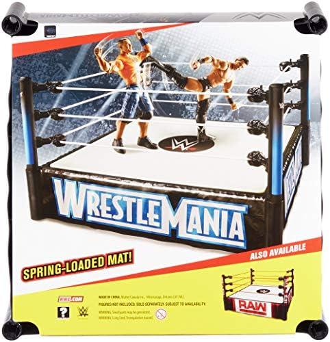 WWE Smackdown Live non Wrestling Anneau avec ressort Mat Neuf