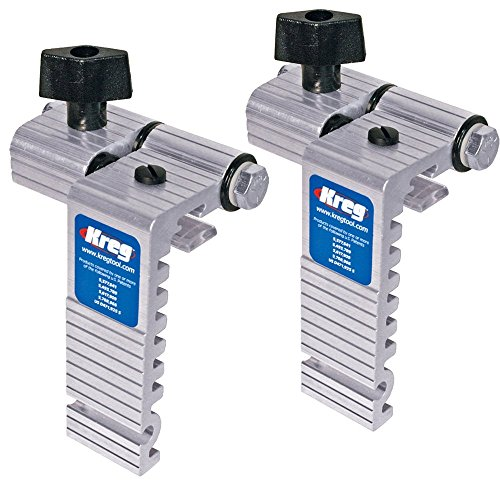 Kreg PRS7850 Precision Router Table Stop (Two Pack)