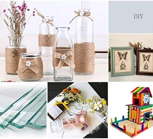 Minmin 30,60,90スティック、アンチやけどDIYの工芸品に適したスリーブ、クリスマスの装飾、グレーでホットグルーガン、200Wグルーガン ミニ (Color : C)