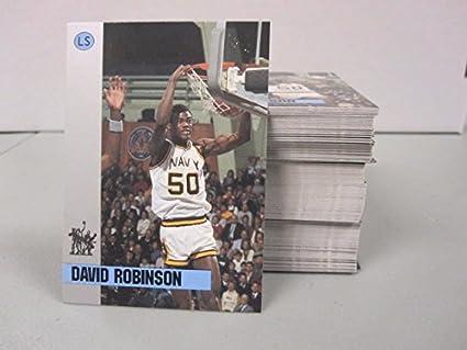Amazoncom David Robinson 1991 Wooden Award Winners 16 150 Card