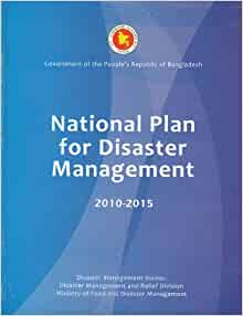 National disaster responce plan 2010