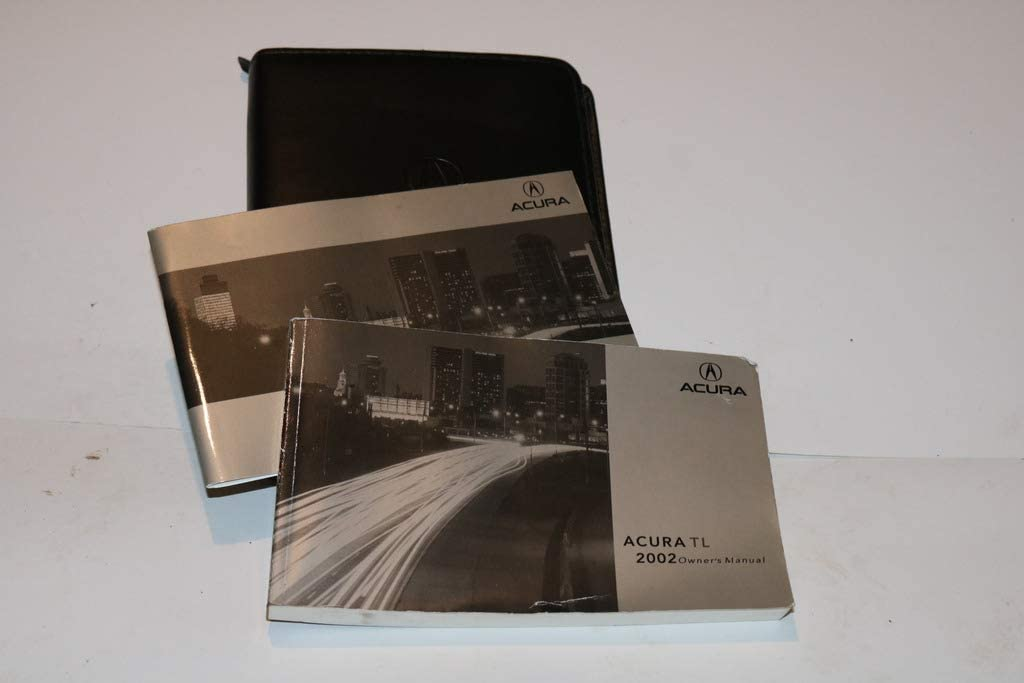 Other Car Manuals 02 2002 Acura TL owners manual Vehicle Parts ...
