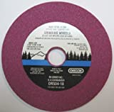 Oregon Chain Sharpener Replacement Grinding Wheel - 1/8in. Thickness, For 1/4in., .325in.-Pitch (33, 34, 35 Series Chains Only), Mini 3/8in.-Pitch (90, 91 Series Chains Only)