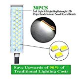 LED Sewing Machine Light, Adjustable Lamp Angle