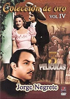 Amazon.com: Coleccion de Oro: Jorge Negrete, Vol. 2: Jorge Negrete ...