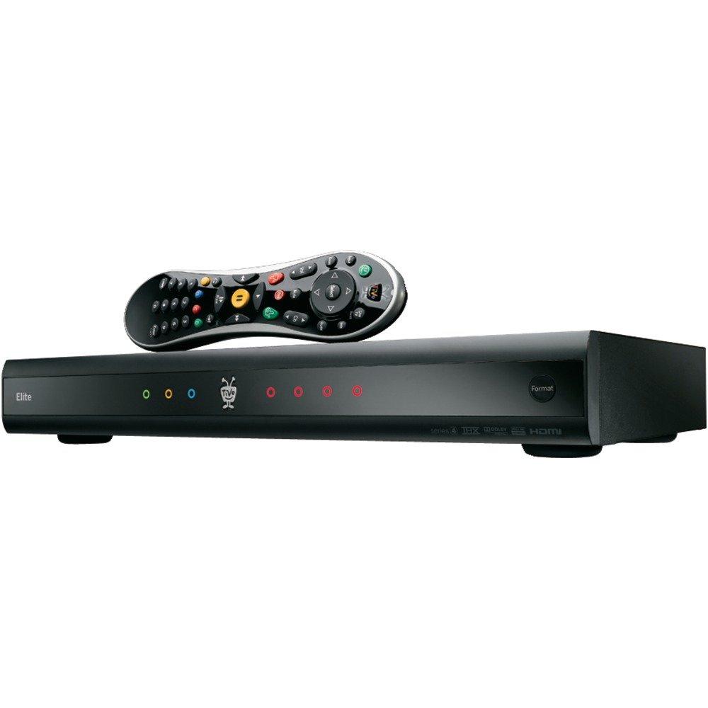 TiVo tcd758250 Premiere xl4デジタルビデオレコーダー(ブラック) B005TI1ILS