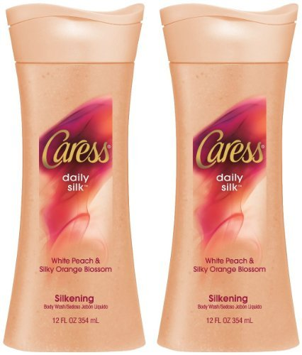 - Caress Daily Silk Silkening Body Wash 12 oz (Pack of 2)