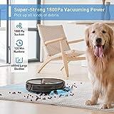 Robot Vacuum, MOOSOO Self-Charging Robotic Vacuum