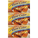 Alpine, Spiced Cider, Sugar Free Apple Flavored Drink Mix, 1.4oz Box (Pack of 3) by Alpine
