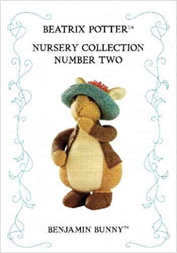 Beatrix Potter Nursery Collection Number Two Benjamin Bunny