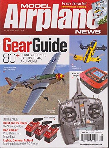 - Model Airplane News Magazine August 2017