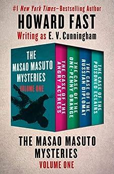 Amazon Com The Masao Masuto Mysteries Volume One The