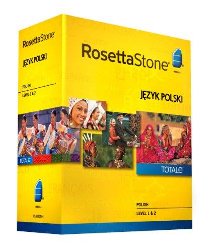 Rosetta Stone Polish Level 1-2 Set