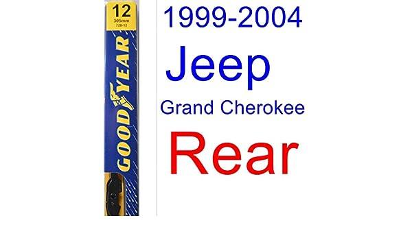 Goodyear Wiper Blades - Juego de limpiaparabrisas de repuesto para coche, línea «Premium»: Amazon.es: Coche y moto