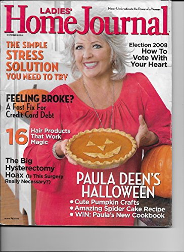 Ladies Home Journal, October 2008 Issue