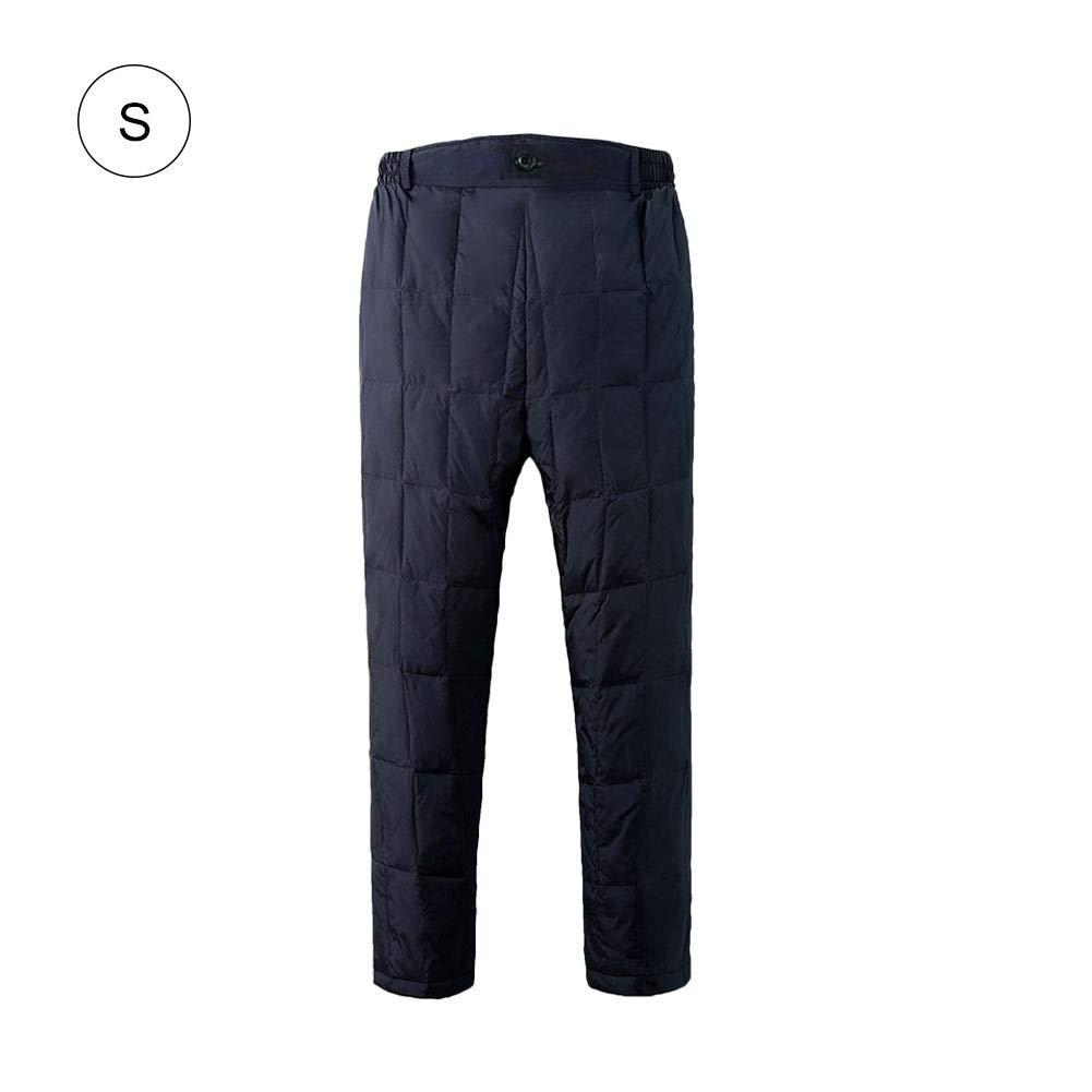 Elektrische Heizung Hosen Outdoor Thermostat Elektrische Hosen USB-Aufladung warme Hosen Beheizte Kleidung für Männer und Frauen
