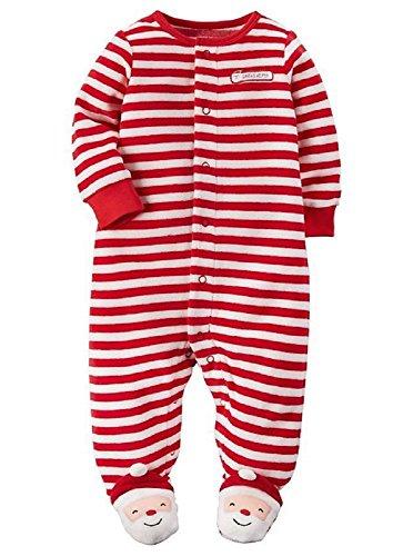 Christmas Baby Pajamas: Amazon.com