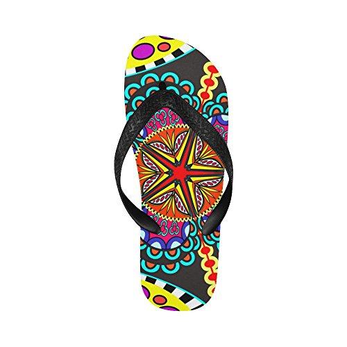 D-verhaal Bloemen Mandala Slippers Strand Sandalen Voor Mannen / Vrouwen