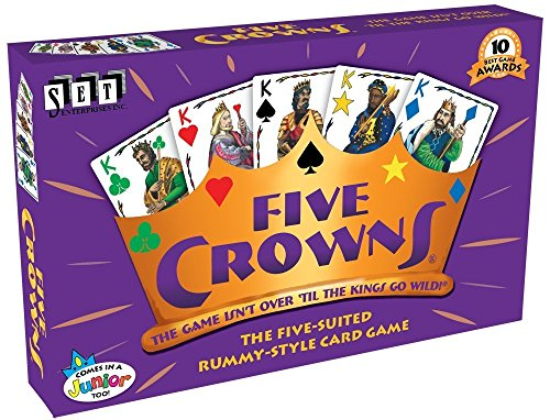 SET Enterprises 4001 Five Crowns product image