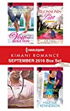 harlequin kimani romance september 2016 box set a vow of seductionwinning the doctorblossoms of lovetempting the heiress